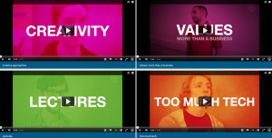 videos screenshot
